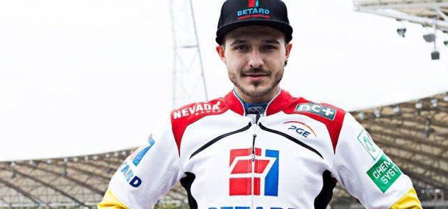 Václav Milík vybojoval 15 bodů za Betard Sparta Wrocław