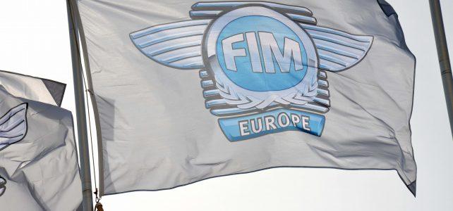 Kalendář FIM Europe 2018