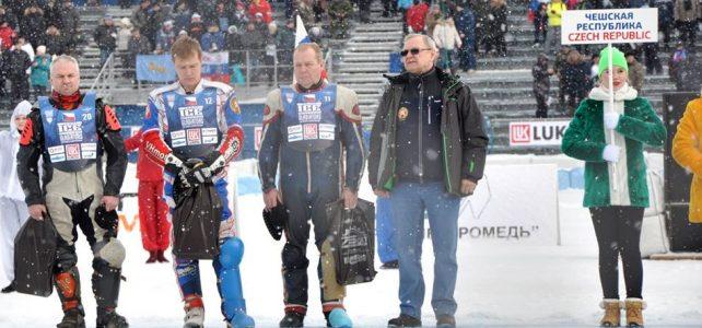 5.místo pro Českou republiku na Mistrovství světa družstev na ledě