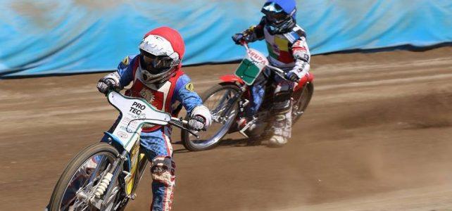 Druhý závod MČR jezdců ve třídě do 125 ccm