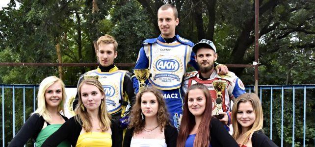 Přebor České republiky pokračoval třetím závodem