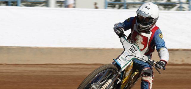 Seriál PRO-TEC Speedway Mini Cup pokračoval v Divišově