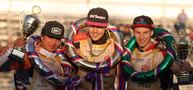 Patrick Hansen vyhrál Zlatou stuhu