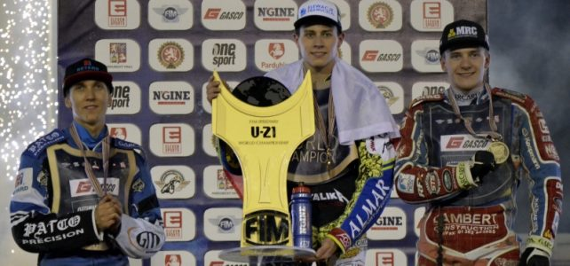 Bartosz Smektala se stal  juniorským mistrem světa