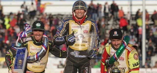 Jason Doyle vítězem 70. Zlaté přilby města Pardubic