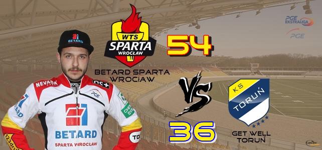 Betard Sparta Wrocław zvítězila s Václavem Milíkem