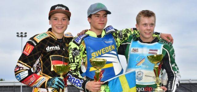 Evropský pohár juniorů ve třídě do 250ccm