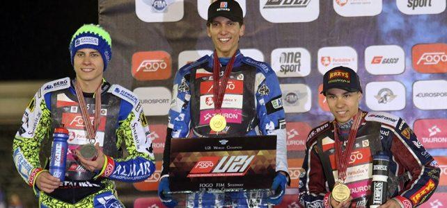 Maksym Drabik se stal juniorským mistrem světa 2019
