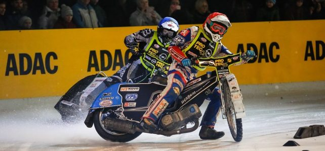 Začala série Drift On Ice 2019/20 s Hynkem Štichauerem