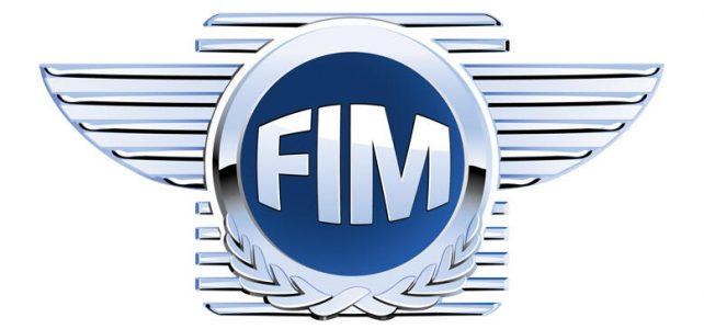 Kalendář FIM 2020