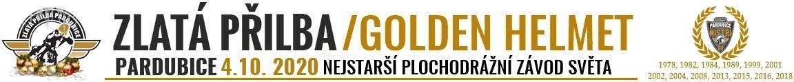 Zlatá přilba Pardubice