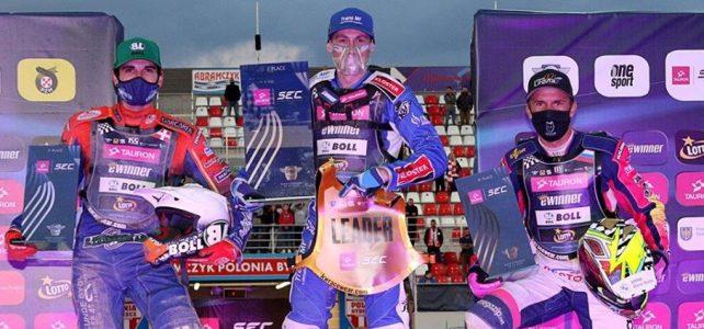 2. závod Speedway Euro Championship 2020