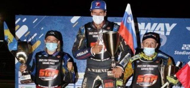 Václavu Milíkovi chyběl pouze bod do Grand Prix 2021