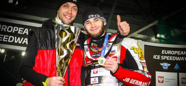 Dimitrij Soliannikov evropským šampiónem roku 2020